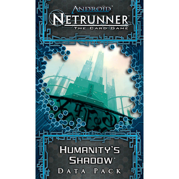 Android Netrunner LCG Humanity's Shadow Data Pack
