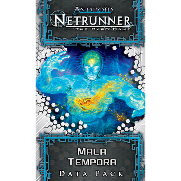 Android Netrunner LCG Mala Tempora Data Pack
