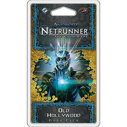 Android Netrunner LCG Old Hollywood Data Pack