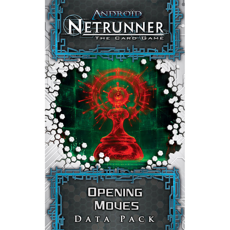 Android Netrunner LCG Opening Moves Data Pack