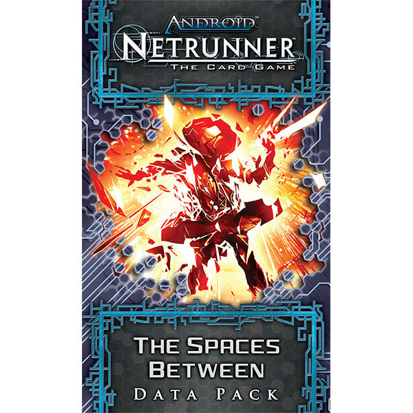 Android Netrunner LCG The Spaces Between Data Pack