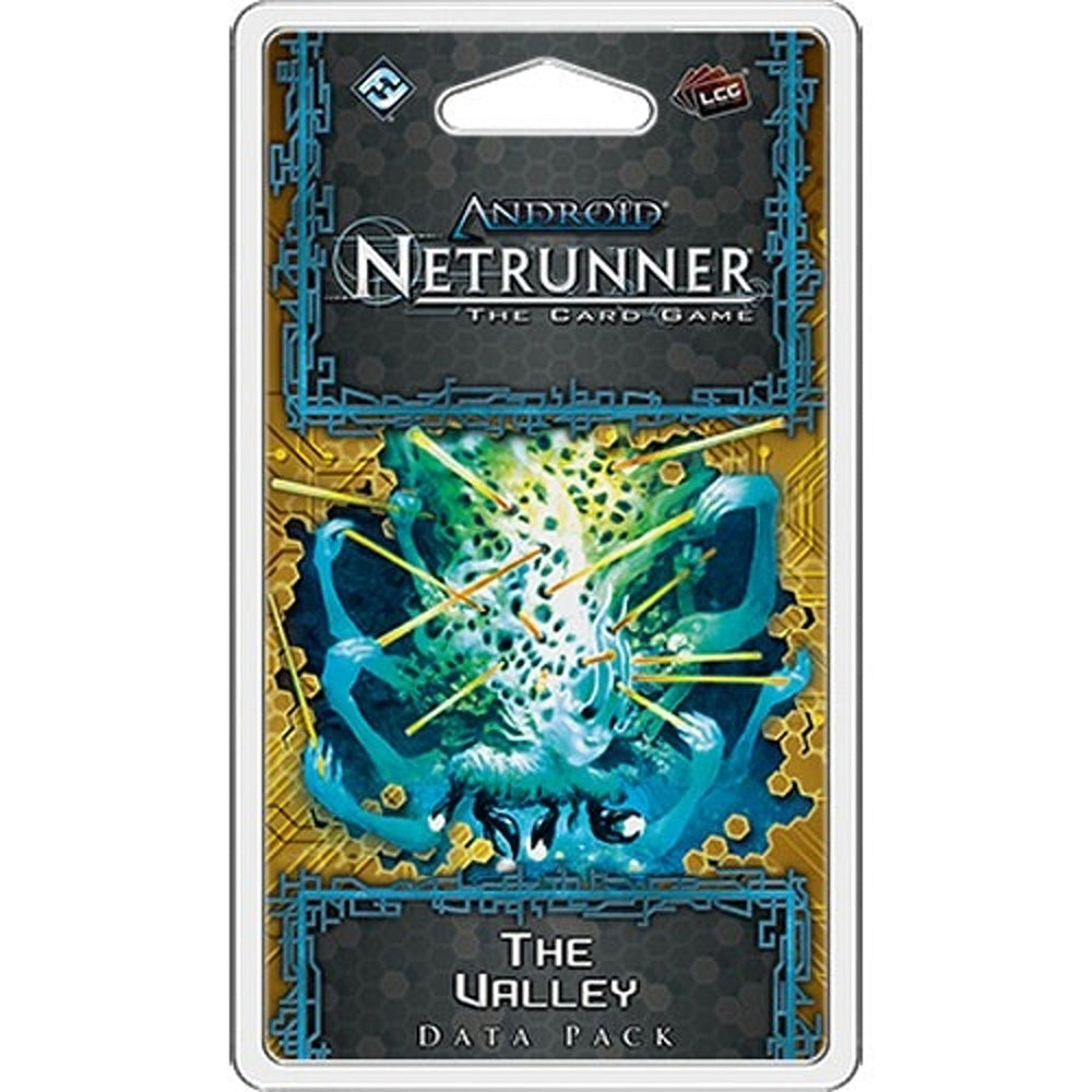 Android Netrunner LCG The Valley Data Pack