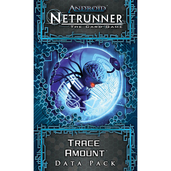 Android Netrunner LCG Trace Amount Data Pack