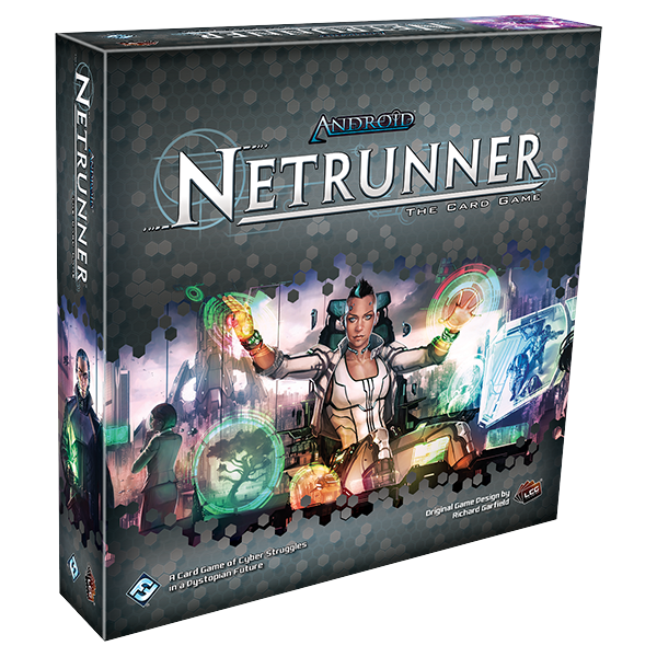 Android Netrunner LCG Core Set Revised