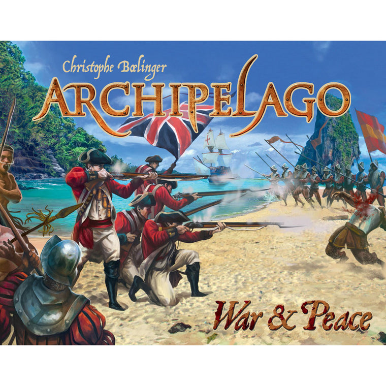 Archipelago War & Peace