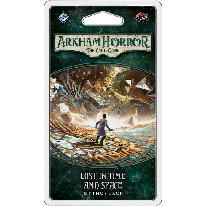 Arkham Horror LCG Lost In Time And Space Mythos Pack