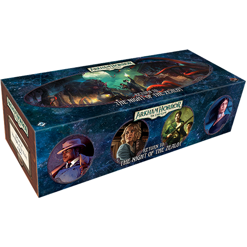 Arkham Horror The Card Game Return to the Night of the Zealot