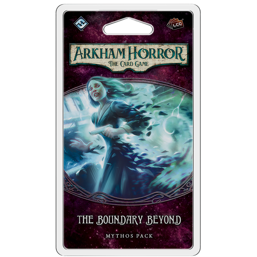 Arkham Horror LCG The Boundary Beyond Mythos Pack