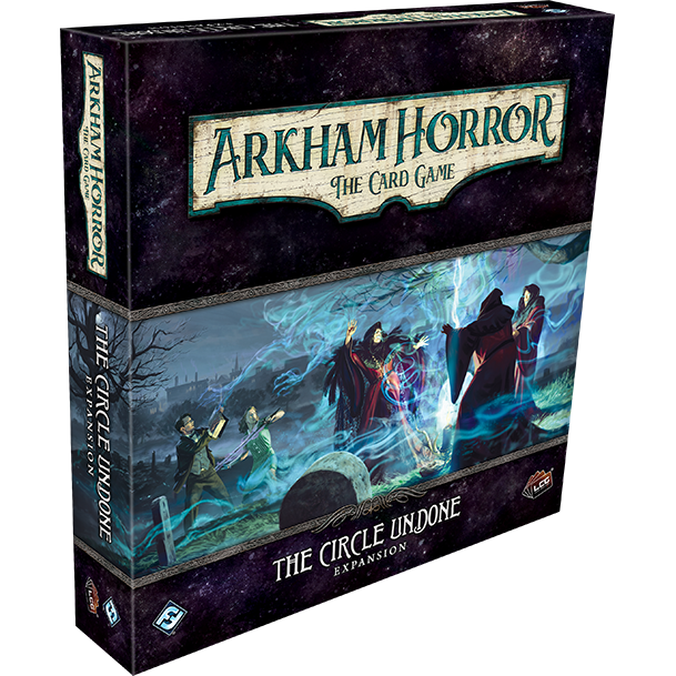 PRE-ORDER Arkham Horror LCG The Circle Undone