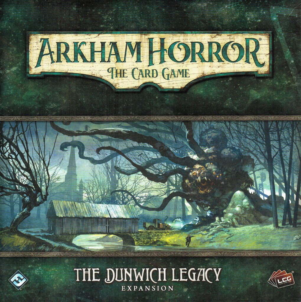 Arkham Horror LCG The Dunwich Legacy Expansion