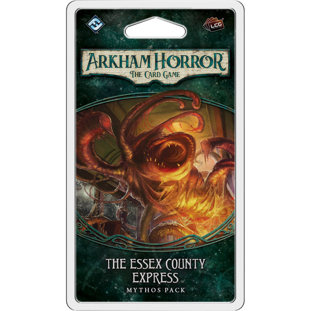Arkham Horror LCG The Essex County Express Mythos Pack