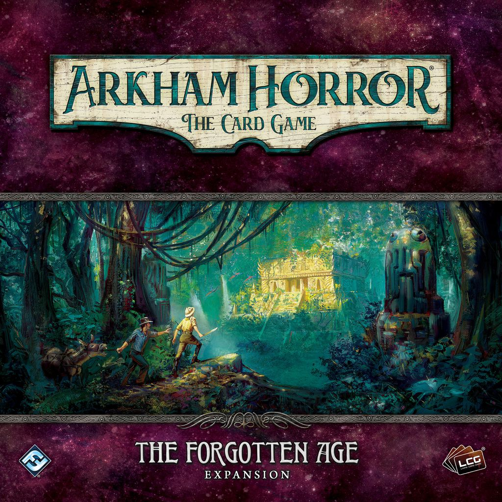 Arkham Horror LCG The Forgotten Age Expansion