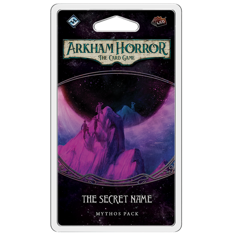 PRE-ORDER Arkham Horror LCG The Secret Name