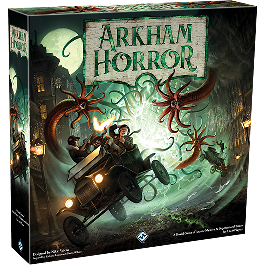 Arkham Horror 3rd Edition