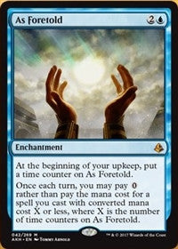 Amonkhet As Foretold