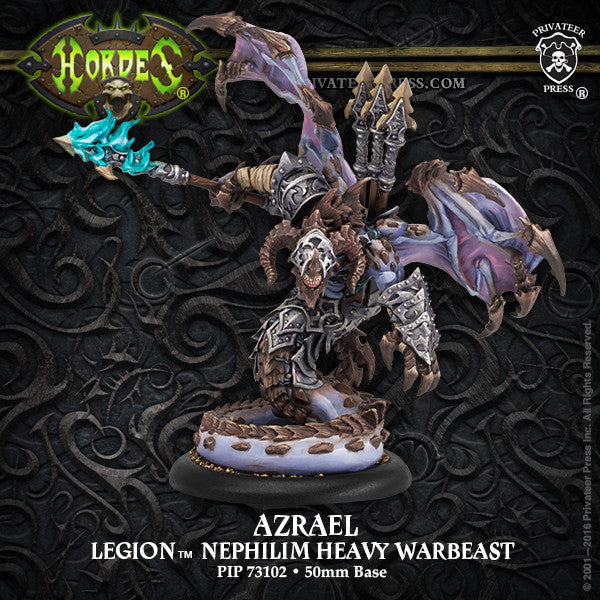 Hordes Legion of Everblight Azrael
