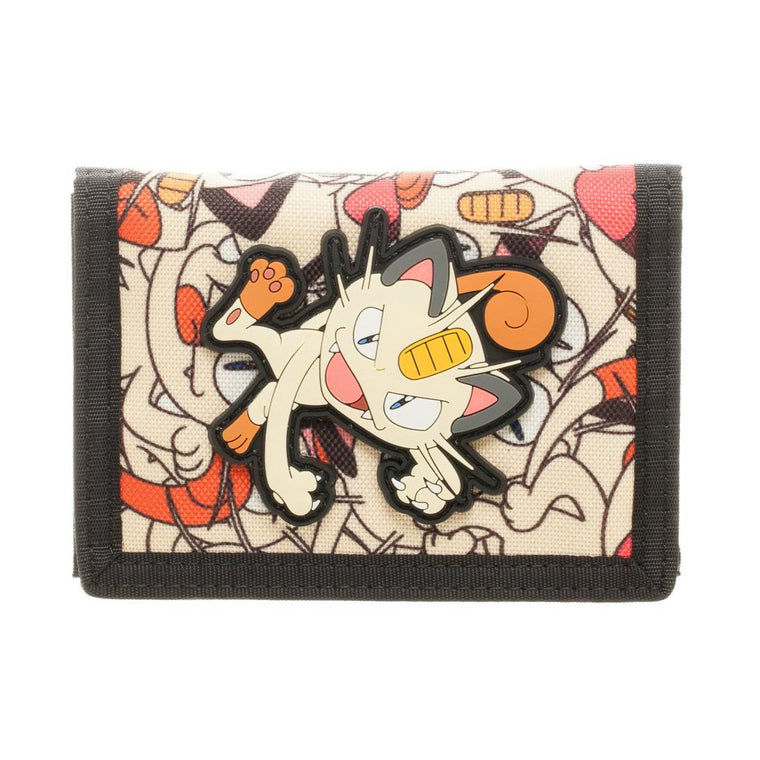 Pokémon Meowth Wallet