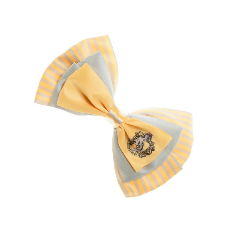 Harry Potter Hufflepuff Hair Bow