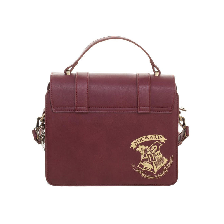 Harry Potter - Hogwarts Satchel Handbag