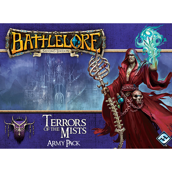 BattleLore 2nd Edition Terrors of the Mists Army Pack