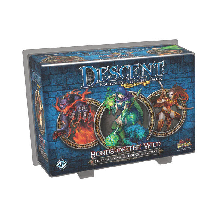 Descent 2nd Edition Bonds of the Wild