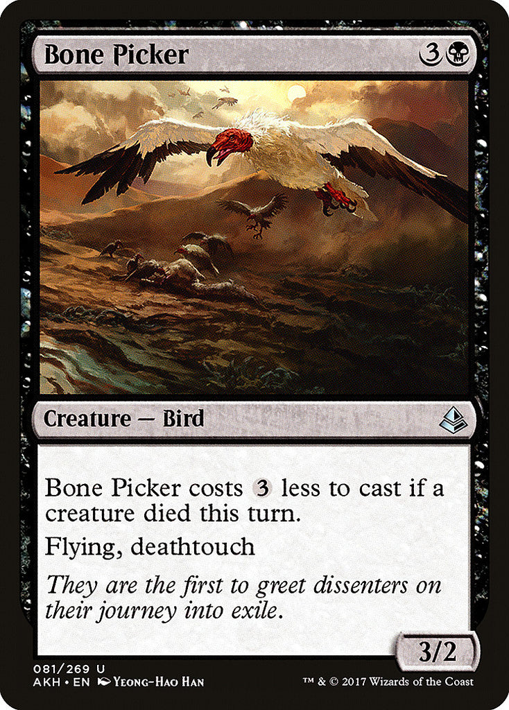 Amonkhet Bone Picker