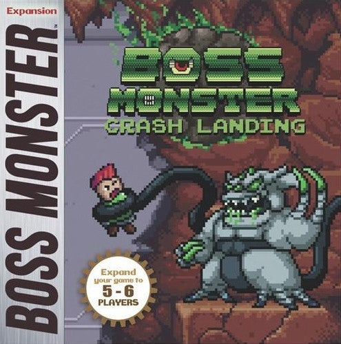 Boss Monster Crash Landing