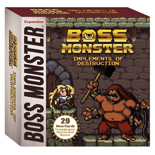 Boss Monster Implements of Destruction