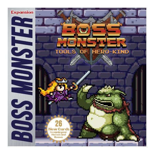 Boss Monster Tools of Hero-Kind
