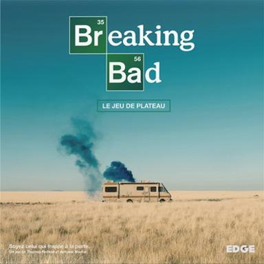 Breaking Bad: Le Jeu de Plateau FR