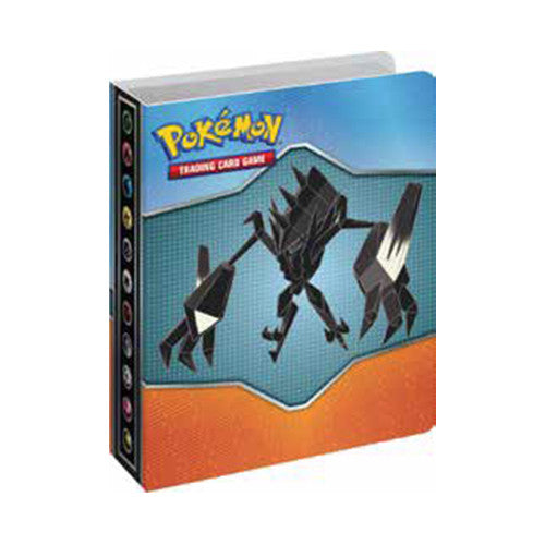 Pokémon Sun & Moon Burning Shadows Mini Binder Collector's Album