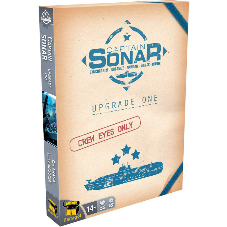 Captain Sonar: Upgrade One ML