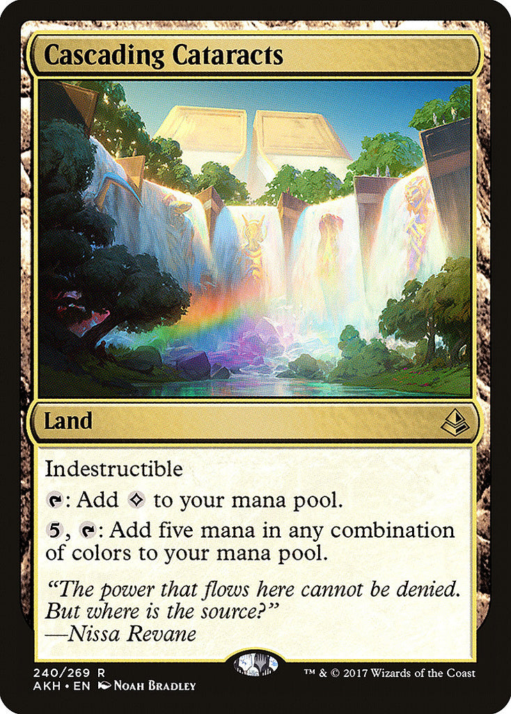 Amonkhet Cascading Cataracts