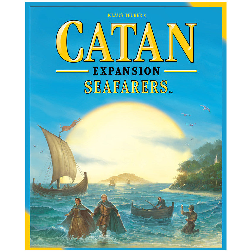 Catan 5th Edition Seafarers