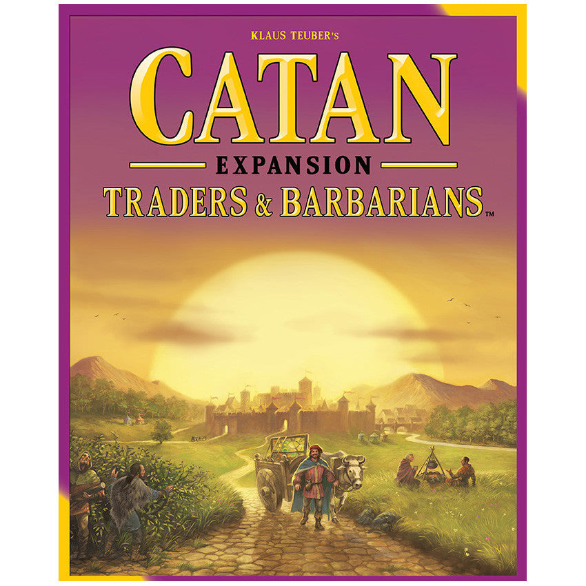 Catan 5th Edition Traders & Barbarians
