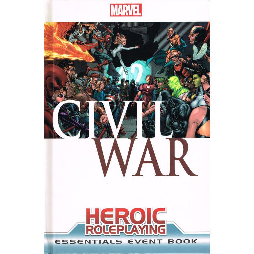 Civil War Heroic Roleplaying Essentials Event Book