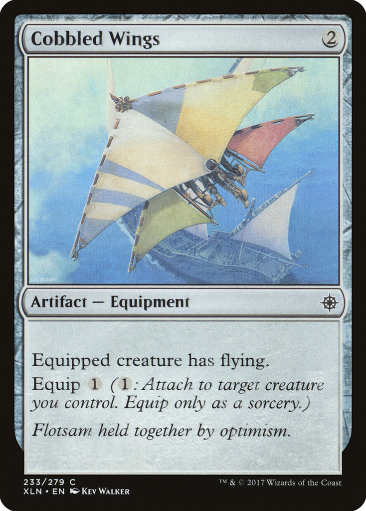 Ixalan Cobbled Wings