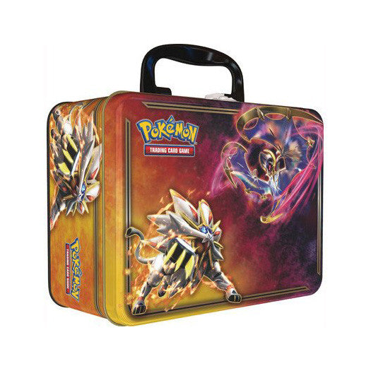 Pokémon Collector Chest Tin 2017