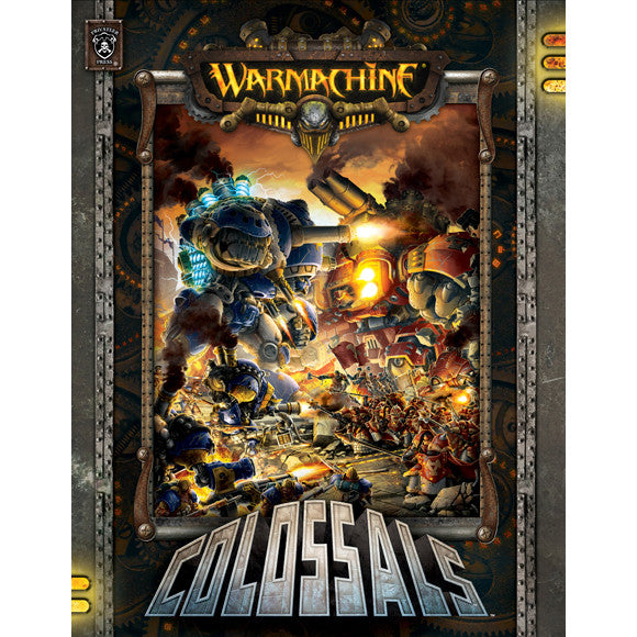 Warmachine Colossals