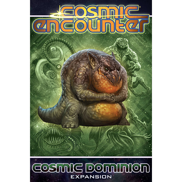 Cosmic Encounter Cosmic Dominion