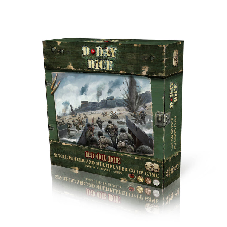 D-Day Dice Second Edition