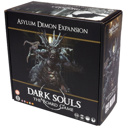 Dark Souls The Board Game Asylum Demon Boss Expansion