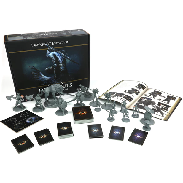Dark Souls The Board Game Darkroot Expansion