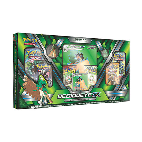 Pokémon Decidueye GX Premium Collection