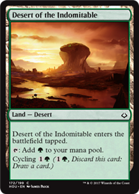 Hour of Devastation Desert of the Indomitable