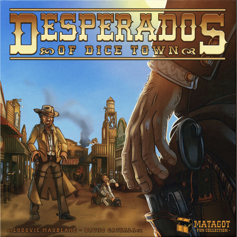 Desperados of Dice Town FR