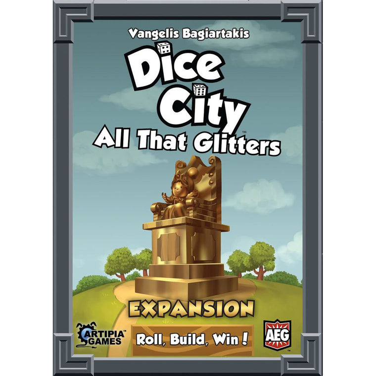Dice City All That Glitters