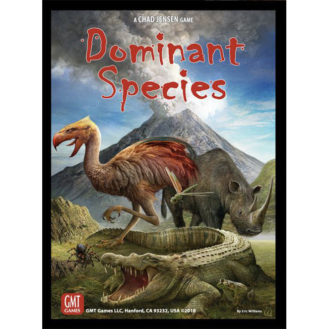 Dominant Species 3rd Edition