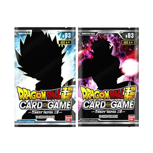 Dragon Ball Super Card Game Series 3 Cross Worlds Booster Box