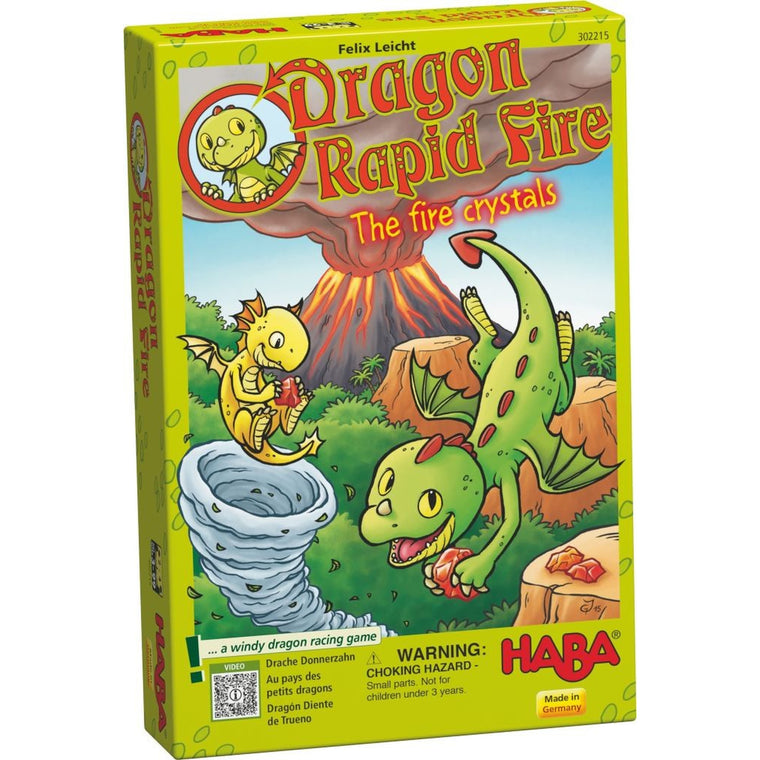 Dragon Rapid Fire ML